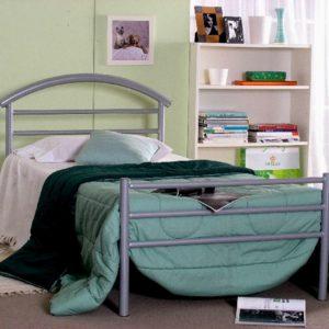 מיטה זוגית מברזל