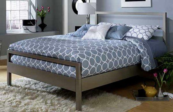 מיטה זוגית מברל