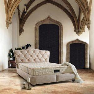 מיטה מרופדת עם ארגז דגם נובה גונקה