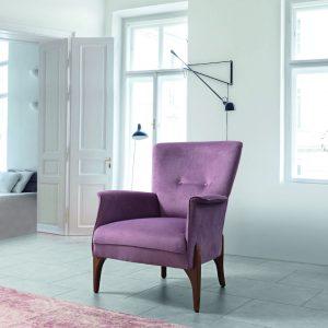 כורסא מעוצבת דגם מודרנו